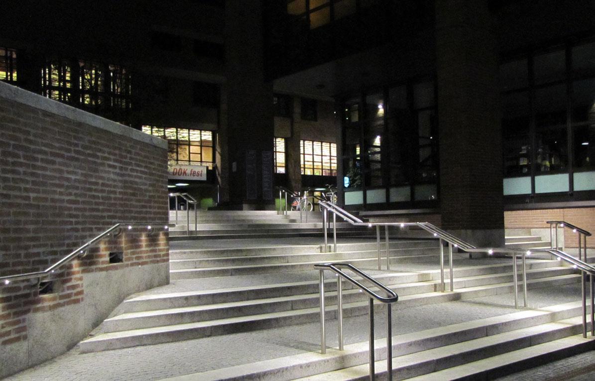 Handrail Lighting Designlight